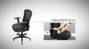 Alera Mesh Office Chairs by Alera Elusion Series Chair Youtube
