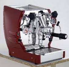 CAUDRA Commercial Espresso Cappuccino Machine