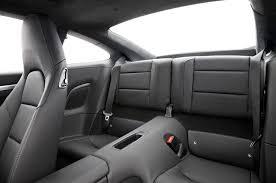 Porsche 911 2012 2015 interior