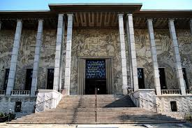 musee de la porte doree le palais de la porte dorée de l exposition coloniale à la cité