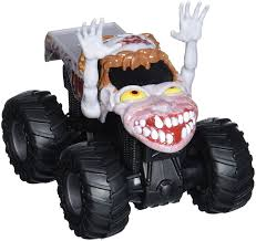 100 Zombie Truck Games Amazoncom Hot Wheels Monster Jam Rev Tredz Vehicle 143