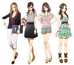 Cute Design Drawing Dress Fashion Image 137449 On Favimcom