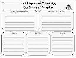 Spookley The Square Pumpkin by 20 Spookley The Square Pumpkin Writing Activities Pumpkin
