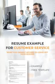How To Write A Winning Customer Service Resume + Example + Free ... How To Craft A Perfect Customer Service Resume Using Examples Best Sales Advisor Example Livecareer Traffic Examplescustomer Service Resume Examples 910 Customer Summary Samples Juliasrestaurantnjcom Cashier 2019 Guide Manager And Writing Tips Sample Tipss Und Vorlagen Client Samples Templates Visualcv Associate Velvet Jobs Call Center Supervisor Floatingcityorg Bank Call Center Rumes Sazakmouldingsco Representative Genius
