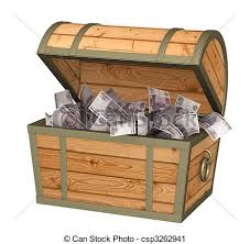 Treasure Clipart Money 5