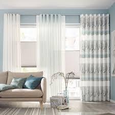 gardinen vorhang kombi für ihre wohnräume