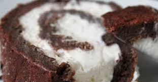 chocolate peppermint log thm s