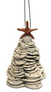 Sand Dollar Christmas Tree Nautical Seasons