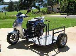 Honda 125cc Sidecar