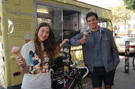 100 Van Leeuwen Ice Cream Truck Food Truck Icon Artisan Hits Business Sweet