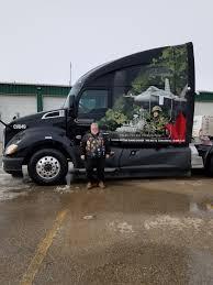 100 Bentley Warren Trucking Driver Profile Robert Pigeau