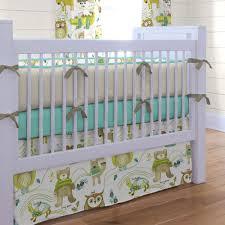 Themed Owl Crib Bedding