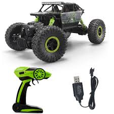 100 Ebay Rc Truck Details About 4WD 118 RC Monster OffRoad Vehicle 24G Remote Control Car Toy