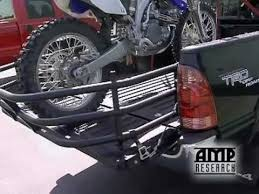 amp research truck bed x tender youtube
