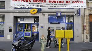 les bureaux de poste aussi ferme ses bureaux de poste
