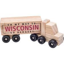 100 Semi Truck Toy Neil Enterprises Inc Wisconsin Wooden