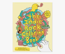 The Indie Rock Coloring Book Fatherly