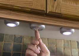 battery operated lights for trends led kitchen images