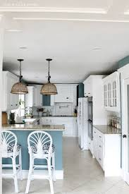48 Awesome Beach Color Schemes For Your Kitchen