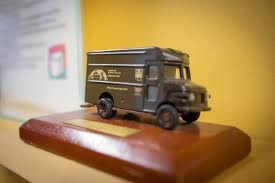 UPS Toy Truck - Young Americans Center
