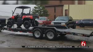 100 How To Start A Tow Truck Business Sand Springs Man Loses Trailer Thief News On 6