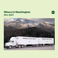 100 Peninsula Truck Lines Ntdaw2018 Hash Tags Deskgram