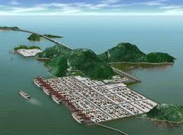 le havre jumelé avec shanghai le plus grand port du monde mer