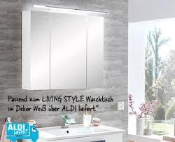 living style bad spiegelschrank aldi süd ansehen