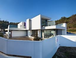 100 South Korean Houses Modern Woljamri House In Gyeongsangnamdo Korea