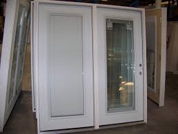 French Patio Doors With Internal Blinds by Luxury Patio French Doors With Built In Blinds 54 For Lowes