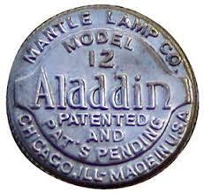 aladdin model 12 l