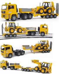Construction Equipment 180274: Bruder Man Tga Low Loader Kids Toy ... Best Choice Products Set Of 4 Push And Go Friction Powered Car Toys Remote Control Truck Rc Trucks Bulldozer Charging Rtr Dump Colctible Vintage Cstruction Toy 33 Peices Cluding Amazoncom Dickie 24 Light Sound Crane 12 X Cstruction Toys Trucks Crane Lorries Diggers Children Take Apart Tool Set Kids For Boley 2piece 18 Vehicles Cat Philippines Games Colctibles Figurines Sale Equipment Excavators Loaders Boley 5in1 Big Rig Hauler Carrier Complete Trailer With Tonka Classic Steel Mighty Backhoe Wwwkotulas Gimilife Play 6
