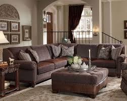 Brown Sectional Living Room Ideas by Living Room Smart Brown Living Room Decorations Ideas Brown
