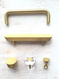 Unlacquered Brass Cabinet Hardware by Brushed Brass Cabinet Hardware Lewis Dolin Brushed Brass Cabinet