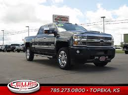 100 Truck Parts Topeka Ks Used 2017 Chevrolet Silverado 2500HD High Country In KS