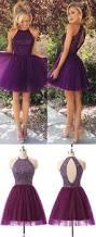 best 25 short purple prom dresses ideas on pinterest purple