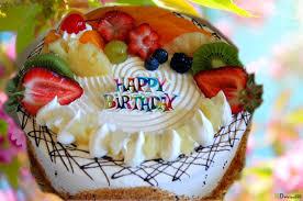 Birthday cake for Customers 5