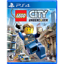 LEGO CITY Undercover - PlayStation 4 - Best Buy