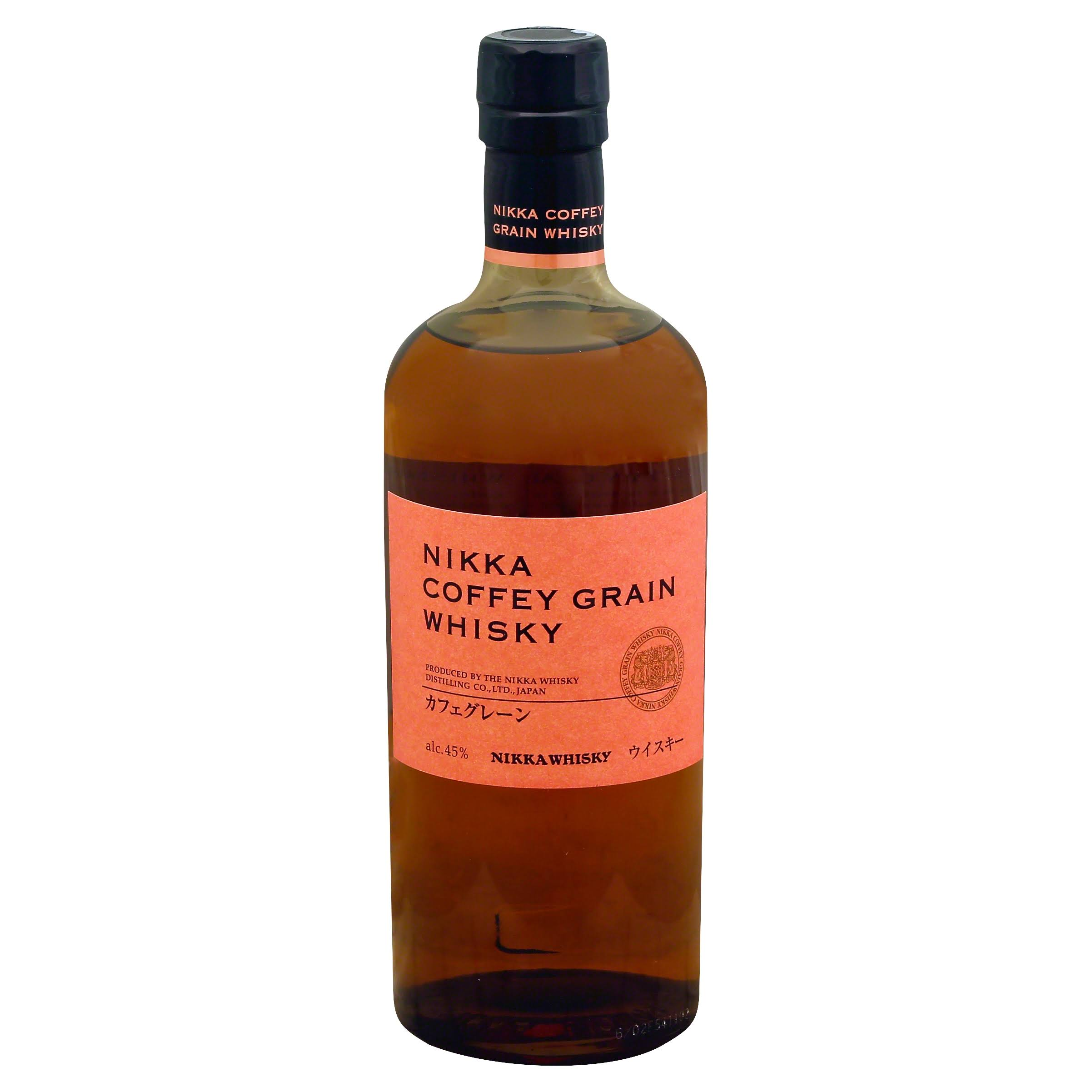 Nikka Coffey Grain Whisky - 750ml