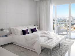 Modern Bedroom Design With White Furniture Set Various Ideas Sets