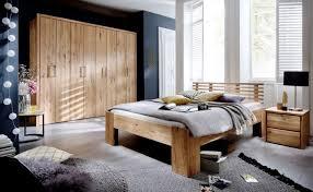 schlafzimmer alana eiche 4 teilig wildeiche massiv mit falttürenschrank