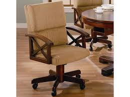 Coaster Marietta Upholstered Arm Game Chair | Value City Furniture ...