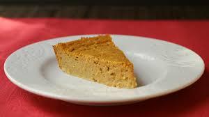 Bisquick Pumpkin Pie by Cookistry Self Crusting Pumpkin Pie
