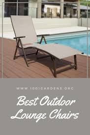 Best Outdoor Lounge Chairs 2019 (updated) - 1001 Gardens Equal Portable Adjustable Folding Steel Recliner Chair Outside Lounge Chairs Outdoor Wicker Armed Chaise Plastic Home Fniture Patio Best Bunnings Black Lowes Ding Extraordinary For Poolside Pool Terrific Extra Walmart Lawn Special Folding With Cushion Mainstays Back Orange Geo Pattern Walmartcom Excellent Wood Plans Glamorous Wooden Vintage Bamboo Loungers Japanese Deck 2 Zero Gravity Wdrink Holder