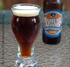 Smuttynose Brewing Company Pumpkin Ale by The Not So Professional Beer Blog Review Harvest Pumpkin Ale