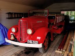 1938 Dodge Brothers Fire Truck | This Was The Old Dodge Bros… | Flickr