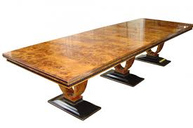 Neoteric Design Inspiration Art Deco Dining Table Wonderful Decoration Bold Idea