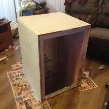 fabriquer une chambre de pousse projet chambre froide avec un élément peltier