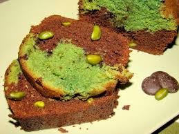 cake a la pate de pistache recette de cake marbré chocolat pistache la recette facile