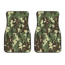 100 Camo Floor Mats For Trucks ACU Digital Army Uflage Car JorJune